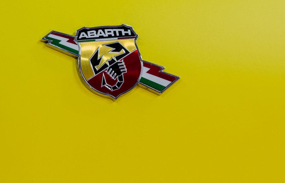 logo abarth al AutoMotoRacing 2017