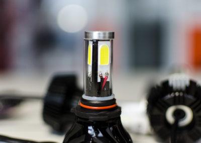 Luci LED e XENON