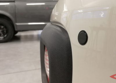 Parking Sensor su Fiat Panda